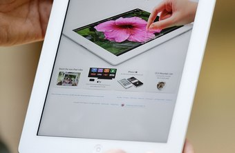 You can lock the iPad horizontally or vertically or let it rotate freely.