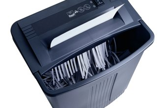 Routine maintenance may help extend the lifespan of your shredder.