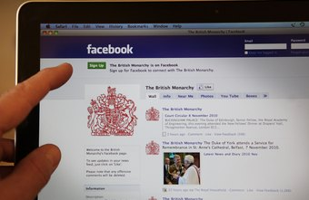 Private companies, public organizations and governments use Facebook to interact with others.