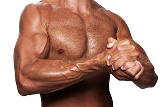 Build your pecs with a variety of machines.