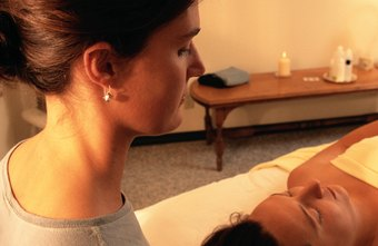 Massage therapists earn higher salaries in some Eastern states.