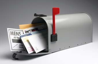 Many mortgage advertising campaigns rely on direct mail.