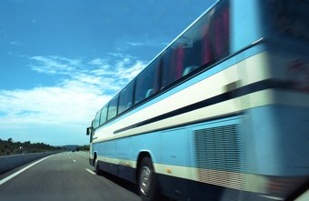 Owning a charter bus company offers a way to travel and work with people.