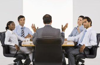 A staff meeting should have clearly defined objectives so no one's in the dark.