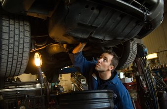 An automotive technician needs good manual dexterity.