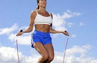 One of the many benefits of jumping rope is that you can do it almost anywhere.