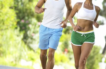 Jogging is a high-calorie-burning exercise.