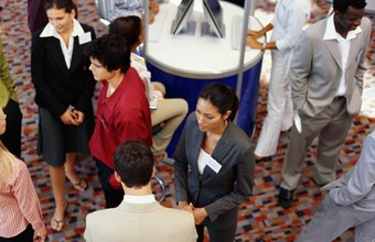 Trade shows put all your potential partners, competitors and customers under one roof.