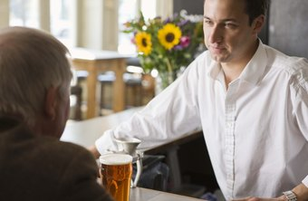 For professions such as hairdresser or bartender, being a good listener is a big advantage.
