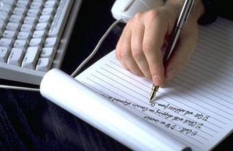 List each responsibility before beginning a job description draft.