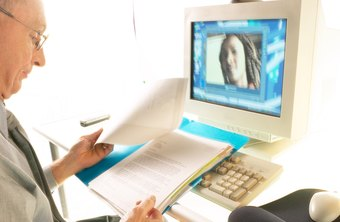 A number of services offer video chat features.
