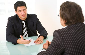 Avoid the appearance of desperation in interviews.