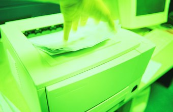 Modern server based printing is flexible and easy to set up.