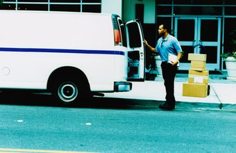 Cargo vans can transport smaller loads for same-day deliveries.