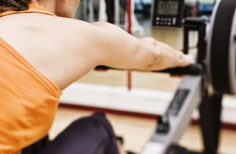 Rowing machines will give you a full body workout along with cardio.