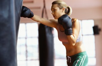 Boxing fitness workouts are becoming popular with celebrities and fitness enthusiasts alike.