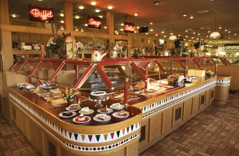 Buffets sometimes have lower labor cost percentages than other styles of restaurants.