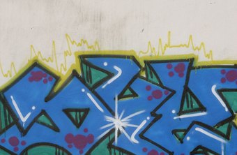 Create graffiti-style images in Photoshop.