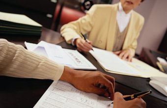 Loan officers help customers get bank loans.