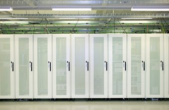 Web hosting providers maintain large data centers.