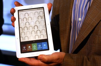Whether classic, color or tablet, a Nook can be used to borrow e-books.