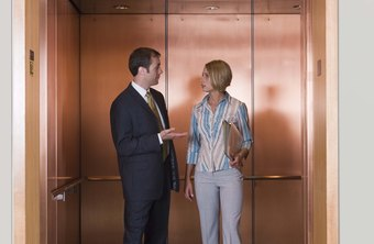 An elevator pitch is a short business presentation meant to not last longer than an elevator ride