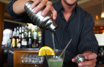 Give the bartender more control in the drinks he serves.