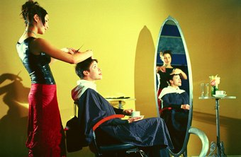 Even home-based salons can achieve a professional image.