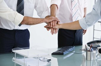 You can form a temporary corporation with partners.