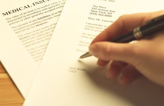 An email cover letter requires no signature.