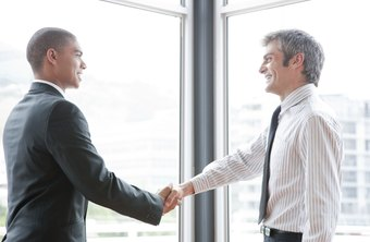 An introductory handshake should neither be too limp nor too bone-crushing.