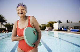 People over 60 need a variety of exercise to maintain health.