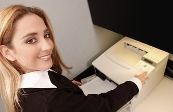 Workgroup printers eliminate the expense of purchasing multiple office printers.