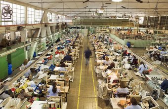 Companies use contract manufacturers to make all sorts of products, including shoes.