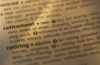 Employers make contributions to profit sharing and money purchase plans to provide retirement benefits.