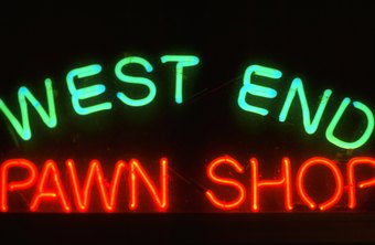 Pawn shops are a blend of short-term lending and thrift-shop sales.