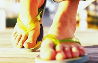 Supination, or walking on the outside of the foot, can cause ankles to bend outward.