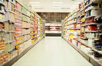 Turning inventory quickly is critical to a supermarket's success.