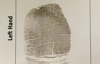 Fingerprint specialists can train in the classroom and in the field.