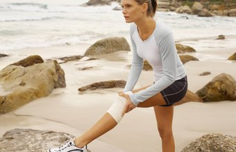Change up your workouts if you have bad knees.