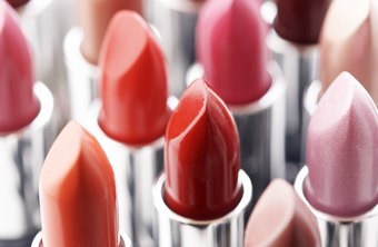 Cosmetic engineers use additives and minerals to create an assortment of lipstick.