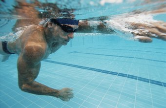 A full-body exercise, swimming will slim down and tone your body.