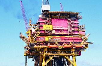 Without field service specialists, life on an offshore rig would be intolerable.