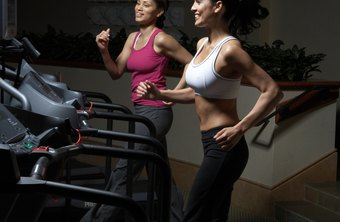 Treadmills can help strengthen your abs.