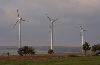 Wind energy may help supplement traditional power sources.