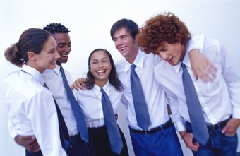 Uniforms can promote a sense of teamwork among employees.