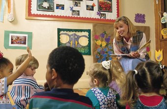 Effective kindergarten teachers enjoy the daily interaction with young students.