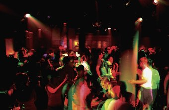 A club promoter markets a business to increase attendance and name recognition.
