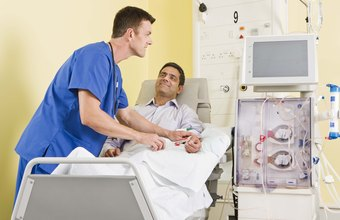 Dialysis clinical nurse managers earn more in some eastern states.