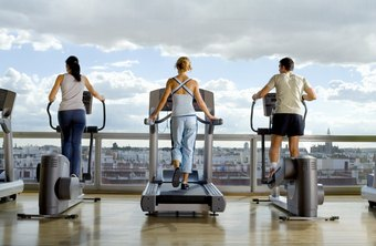 Ellipticals and treadmills coexist side-by-side at most gyms.